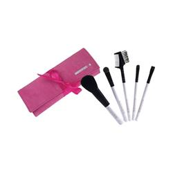 Kit de 5 Pincéis + Case Sweet Pink -  Studio KV