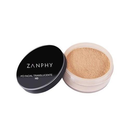 Pó Facial Translucente HD - Zanphy