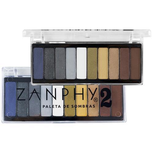 Paleta de Sombras - Zanphy