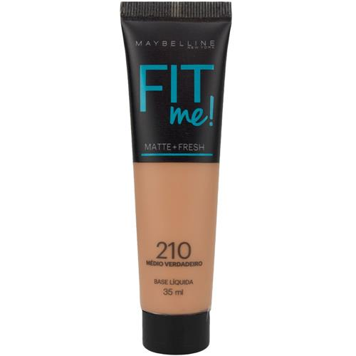 Base Líquida Fit Me! - Maybelline