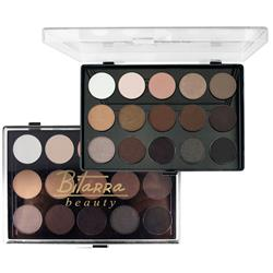 Paleta de Sombras 15 Cores - 01 - Bitarra Beauty