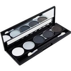 Paleta de Sombra Onix 01 Negro - Toque de Natureza