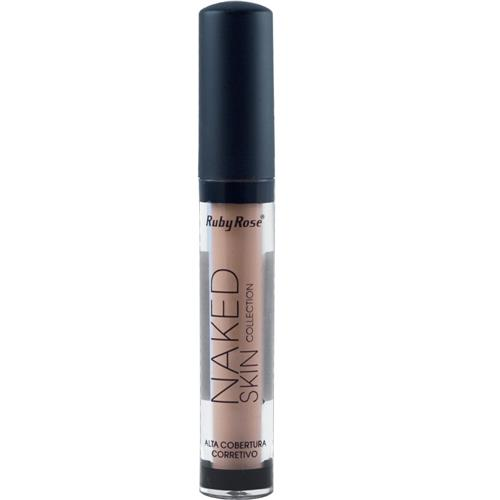 Corretivo Naked Skin - Ruby Rose