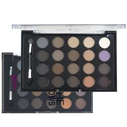 Paleta de Sombras Matte Play The Eyeshadows - Luisance
