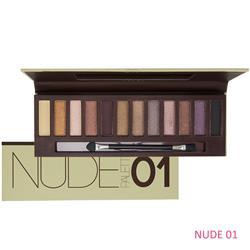 Paleta de Sombras Nude Palette Cor 01 - Vivai