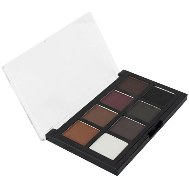 Paleta de Sombras Nude 8 Cores - Luisance - MaquiADORO