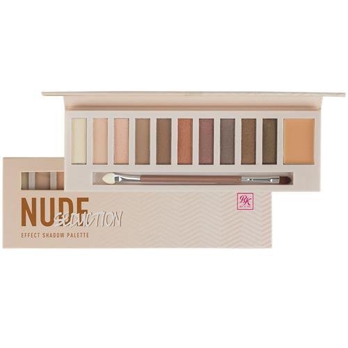 Paleta de Sombras Nude Seduction - Ruby Kisses