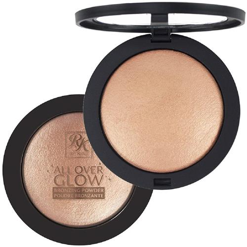 All Over Glow Pó Bronzeador - Ruby Kisses