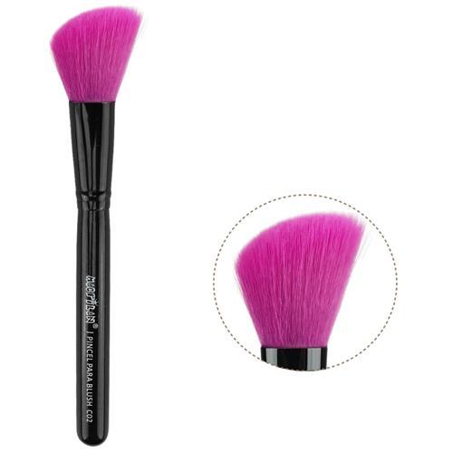 Pincel C02 para Blush Linha Color - Macrilan