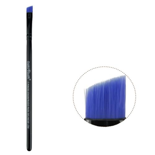 Pincel C04 Chanfrado para Delinear Linha Color - Macrilan
