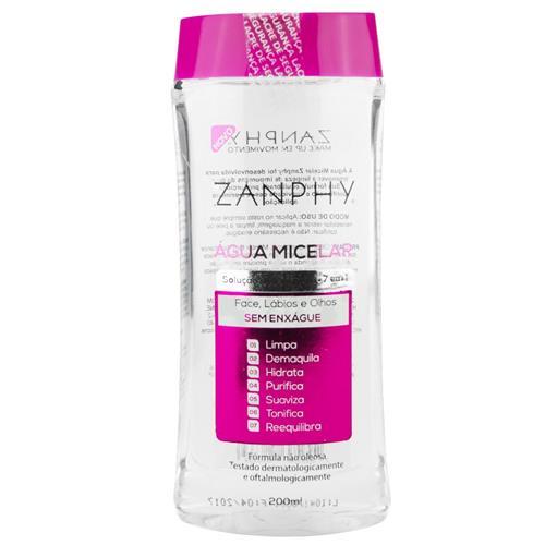 Água Micelar 7 em 1 - Zanphy