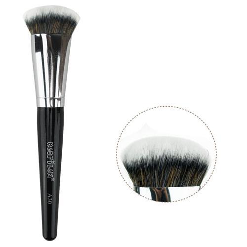 Pincel A30 Profissional Kabuki Gota para Face Linha Max - Macrilan