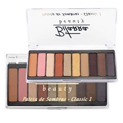 Paleta de Sombras Classic 1 - Bitarra Beauty