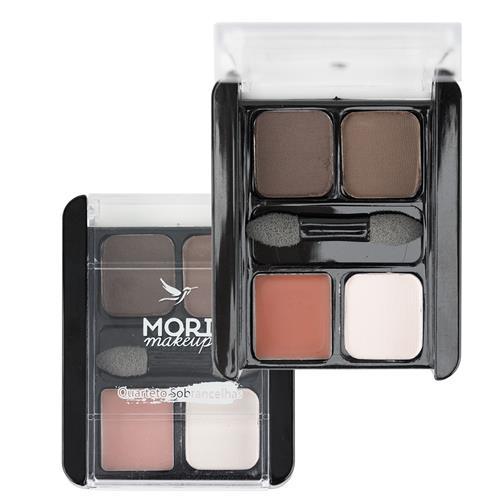 Quarteto de Sobrancelhas - Mori Makeup