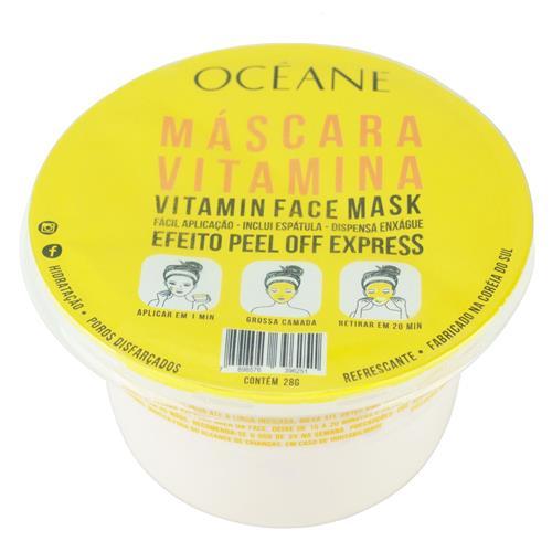 Máscara Facial Vitamina Face Mask - Océane