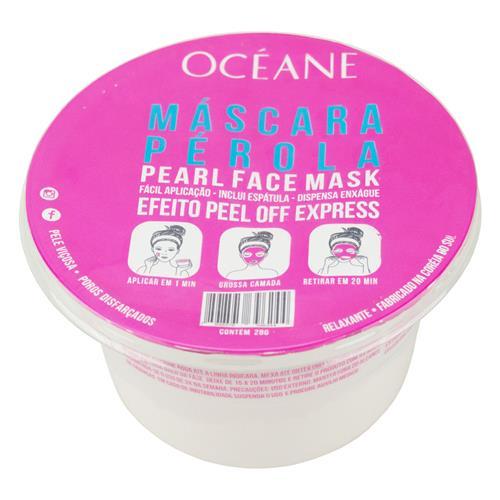 Máscara Facial Pérola Face Mask - Océane