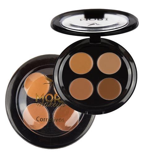Quarteto de Corretivo - Mori Makeup