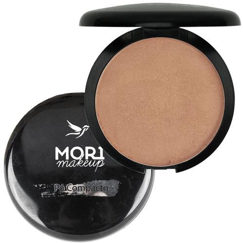 Pó Compacto Bronzeador - Mori Makeup