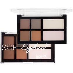 Paleta para Sobrancelhas Soft Eyebrow - Luisance