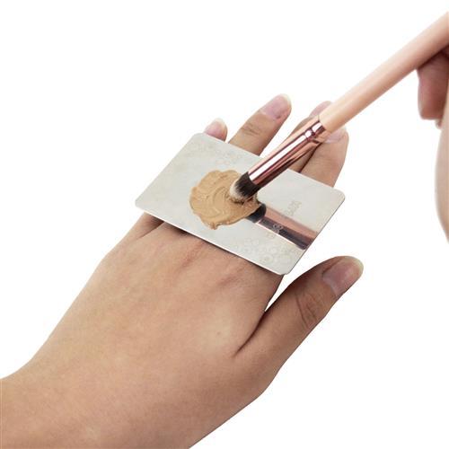 Placa em Formato Anel para Maquiagem - Macrilan