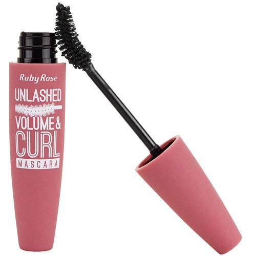 Máscara para Cílios Unlashed Volume e Curl - Ruby Rose