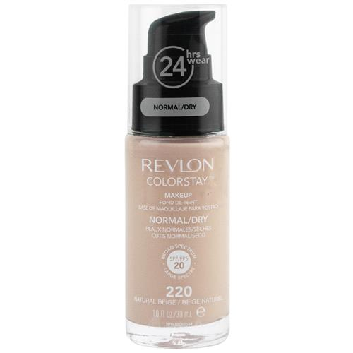 Base Líquida ColorStay Pele Normal a Seca - Revlon