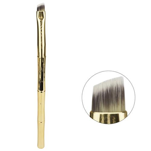 Pincel 015 Profissional Chanfrado para Delinear Linha Bambu - Miss Frandy