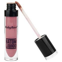 Batom líquido Matte - Ruby Rose BRINDE