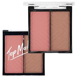 Estojo de Blushes Top Makeup - Luisance