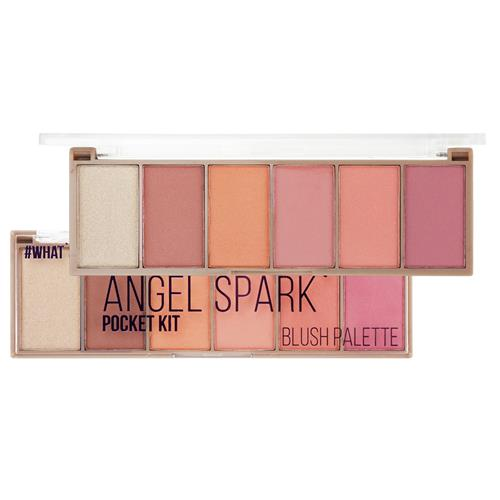 Paleta de Blush Angel Spark Pocket - Ruby Rose