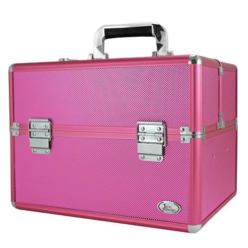Maleta Profissional de Maquiagem Pink G - BJH17316 - Jacki Design