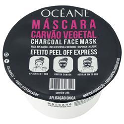 Máscara Facial Carvão Vegetal Face Mask - Océane