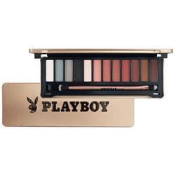 Paleta de Sombras Matte 12 Cores - Playboy