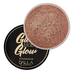 Pó Iluminador Solto Glow Baby Glow - Dalla Makeup