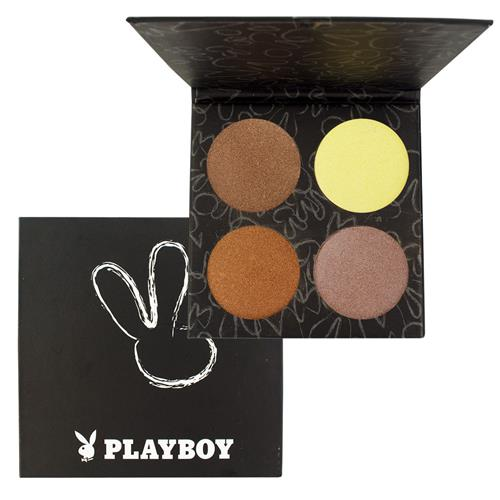Paleta de Iluminador - Playboy