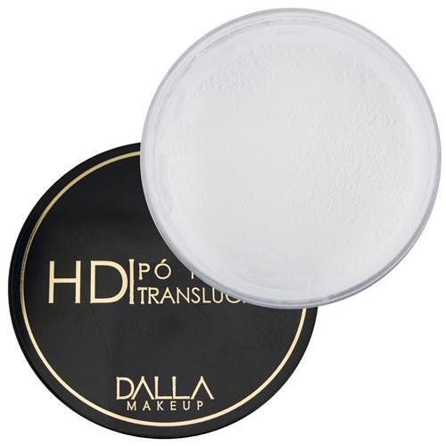 Pó Facial Translúcido HD - Dalla Makeup