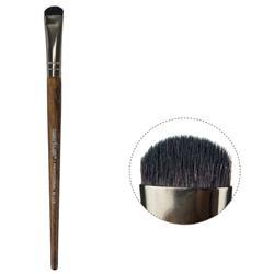 Pincel M124 para Sombra Linha Madeira Profissional - Macrilan
